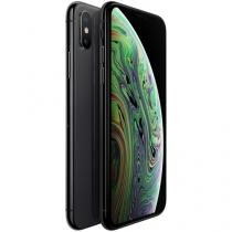 "iPhone XS Max Apple 256GB Cinza Espacial 4G - Tela 6,5"" Retina Câmera Dupla 12MP + Selfie 7MP"