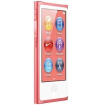 iPod Nano 16GB Rosa Tela 2,5 Apple - Multi Touch, Rádio FM e Bluetooth