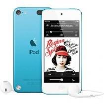 iPod Touch Apple 16GB Multi-Touch Wi-Fi Bluetooth Câmera 5MP MGG32BZ/A Azul