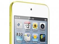 iPod Touch Apple 32GB Tela Multi-Touch Wi-Fi - Bluetooth Câmera 5MP MD714BZ/A Amarelo