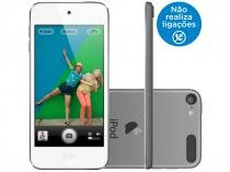 iPod Touch Apple 64GB Tela Multi-Touch Wi-Fi - Bluetooth Câmera 5MP ME979BZ/A Cinza