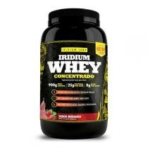 Iridium Whey Concentrado - 900G - Iridium Labs - Morango - Iridium Labs