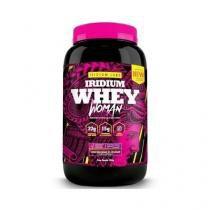 Iridium Whey Woman - 900g - Iridium Labs - Milkshake de Chocolate - Iridium Labs