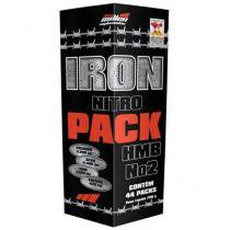 Iron Nitro Pack Óxido nítrico (NO2) 44 Packs - New Millen