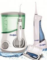 Irrigador Oral Oraljet Ultra Water Flosser Combo OJ1200B e OJ750B BIVOLT -