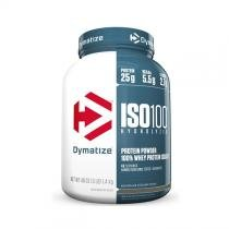ISO 100 3LBS (1362g) - CHOCOLATE COCONUT - Dymatize nutrition