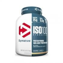 ISO 100 5LBS (2268g) - GOURMET VANILLA - Dymatize nutrition