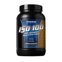 ISO 100 Whey Protein Isolada 100% Hidrolisada 910g - Dymatize