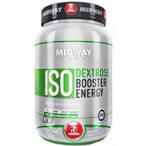 ISO Dextrose Booster Energy Profissional 500g - Midwaylabs