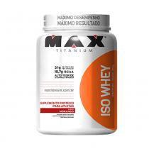 Iso Whey 900G Max Titanium - Proteina -