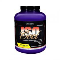 ISOCOOL 5LBS (2270g) - PINA COLADA - Ultimate nutrition
