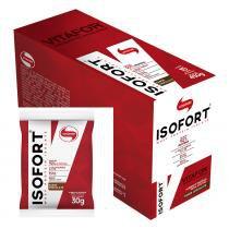 Isofort (15 Sachês de 30g) Chocolate Vitafor - Chocolate - 15 sachês de 30g - Vitafor