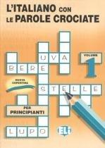 Italiano con le parole crociate, l- volume 1 - European language institute