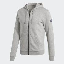 61942c4b365 Jaqueta Adidas Capuz Essentials Base Fleece Masculina -