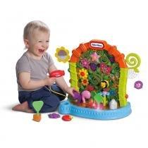Jardim de Atividades Plantar e Brincar - Little Tikes - Little Tikes