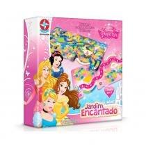 Jardim Encantado Princesas Disney Estrela - Estrela