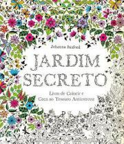 Jardim Secreto - Sextante