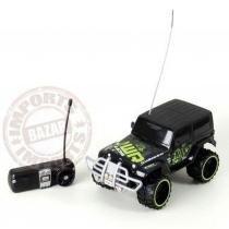 Jeep Wrangler Rubicon Controle Remoto 1:16 Maisto Preto -