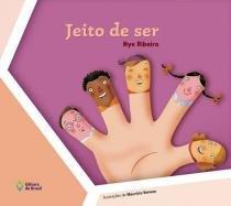 Jeito de ser - nova edição - Ed. do brasil