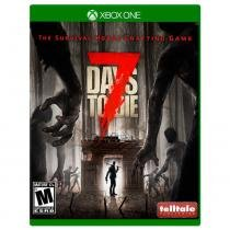 Jogo 7 Days to Die Xbox One - The Fun Pimps Entertainment LLC