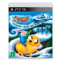 Jogo Adventure Time: O Segredo do Reino sem Nome - PS3 - Little orbit
