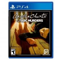 Jogo Agatha Christie: The Abc Murders - Playstation 4 - Ps4 - Sony