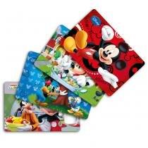 Jogo Americano Infantil Mickey 4 Peças - Gedex - Mickey - Gedex