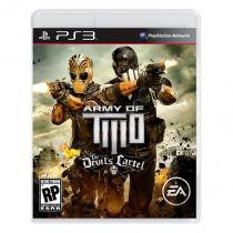 Jogo Army of Two: The Devils Cartel - PS3 - Ea games