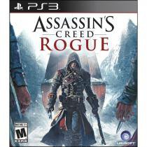 Jogo - Assassins Creed: Rogue - PS3 - UBISOFT