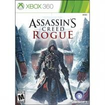 Jogo - assassins creed: rogue - xbox 360 - Ubisoft