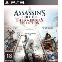 Jogo Assassins Creed The Americas Collection Ubisoft para Playstation - UBISOFT
