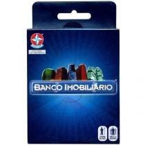 Jogo Banco Imobiliário Cartas - Estrela