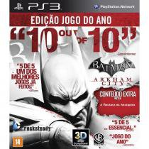 Jogo - Batman Arkham City GOTY - PS3 - WARNER BROS