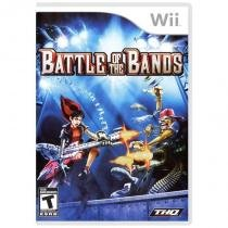 Jogo Battle of the Bands - Wii - Thq