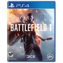 Jogo Battlefield 1 - PS4 - E.A