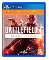 Jogo Battlefield 1 Revolution - PS4 Eletronic arts