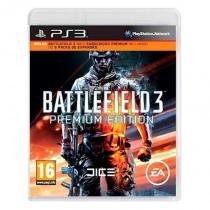Jogo Battlefield 3 (Premium Edition) - PS3 - Ea games