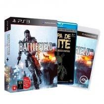 Jogo Battlefield 4 + Filme Tropa de Elite - PS3 - Ea games