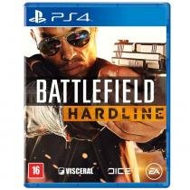 Jogo Battlefield Hardline Ps4 - Electronic Arts