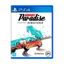 Jogo Burnout Paradise Remastered - PS4 - Ea games