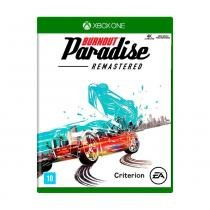 Jogo Burnout Paradise Remastered - Xbox One - Ea games