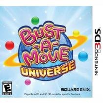 Jogo Bust A Move Universe - Nintendo 3Ds - Nintendo