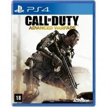Jogo - Call Of Duty: Advanced Warfare - PS4 - ACTIVISION
