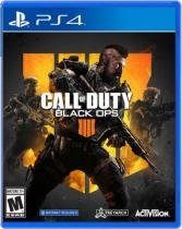 Jogo Call of Duty Black Ops 4 - PS4 - Activision