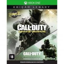 Jogo Call Of Duty: Infinite Warfare Legacy Edition Xbox One - Infinity Award