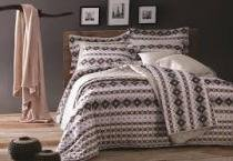 Jogo cama casal duplo 150 fios 4 pçs 100 algodao enio - Sultan