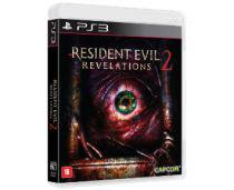 Jogo Capcom Resident EVIL Revelations 2 PS3 (CP6987BN) -