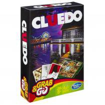 Jogo Clue Grab  Go - Hasbro - hasbro