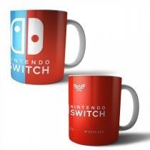 Jogo com 2 Canecas Porcelana Nintendo Switch 350ml (BD01) - Skin t18