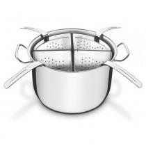 Jogo cozi-pasta aço inox 30 cm - PROFESSIONAL - Tramontina -
